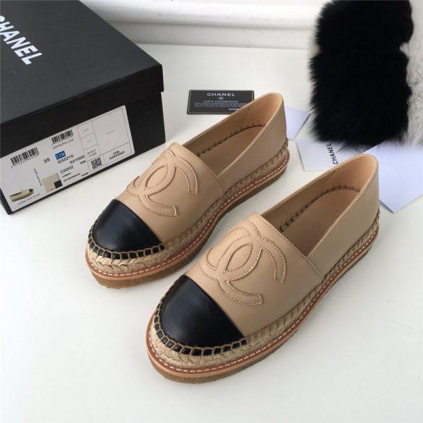 replica chanel espadrilles shoes women shoes