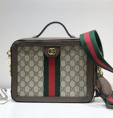 Ophidia GG Shoulder Bag
