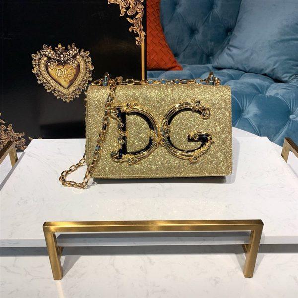 Dolce & Gabbana D&G Girls shoulder BAG