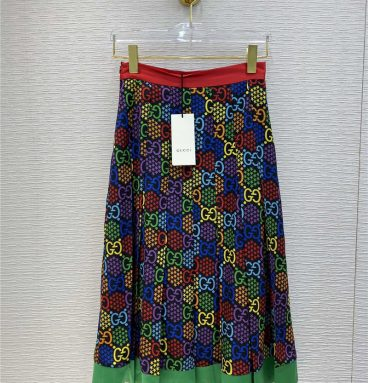 gucci Psychedelic skirt