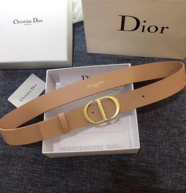 Dior Belt Pink