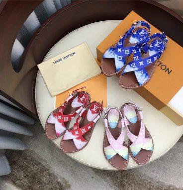 Louis Vuitton LV 20ss latest sandals