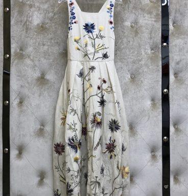 Dior summer dress