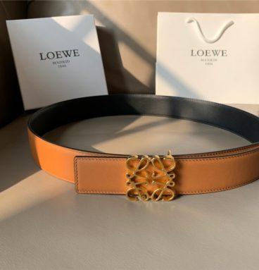 loewe anagram belt