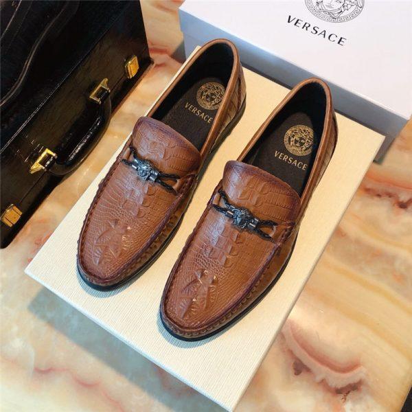 versace mens shoes