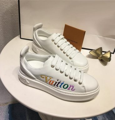 lv time out sneakers replica shoes