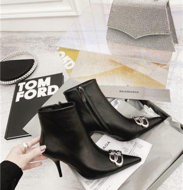 Balenciaga BB Booties replica shoes