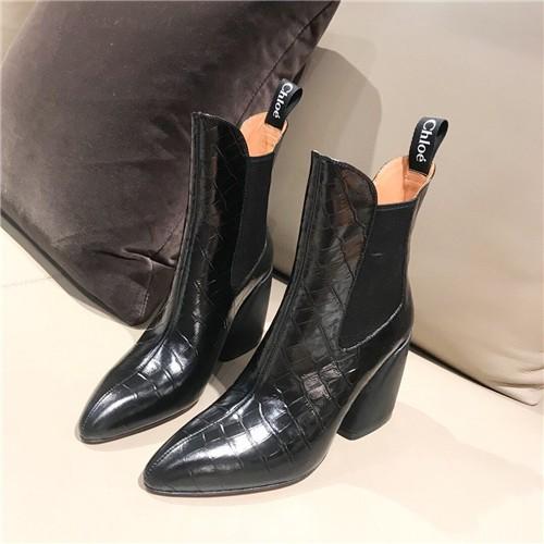chloe women boots replica shoes