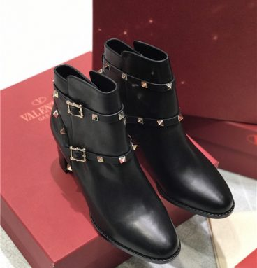 valentino booties replica shoes