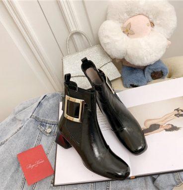 Roger vivier boots replica shoes
