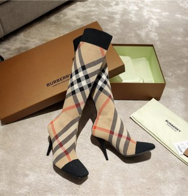 burberry long boots replica shoes
