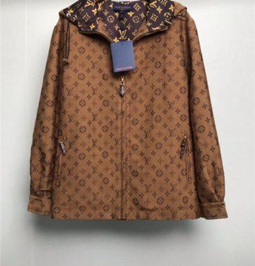 lv coats replica clothing