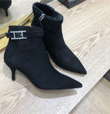 hermes ankle boots replica shoes