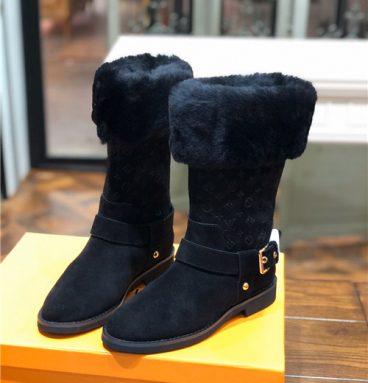 louis vuitton lv boots