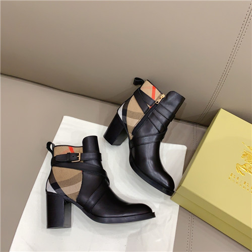 burberry ankle boots women