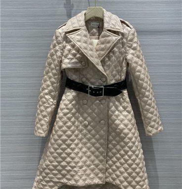 alexander mcqueen long coat