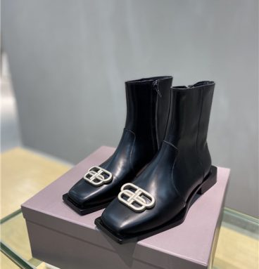 balenciaga ankle boots women