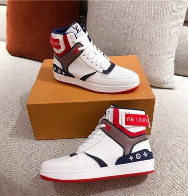 louis vuitton lv high top sneaker