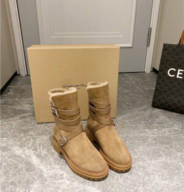 gianvito rossi fur boots