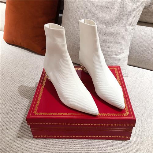 rene caovilla ankle booties