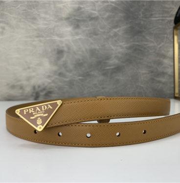 Women prada belt