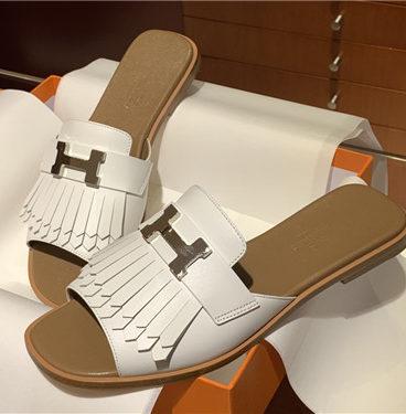 hermes auteuil sandals