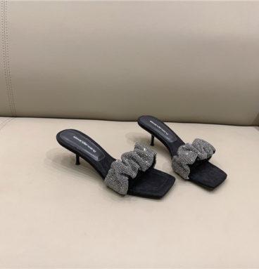 alexander wang heel sandals