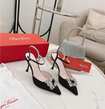 roger vivier high heel sandals