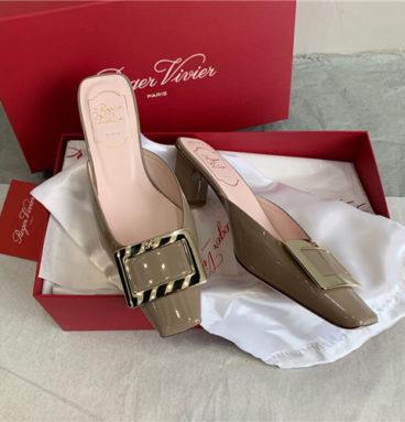 roger vivier heels sandals