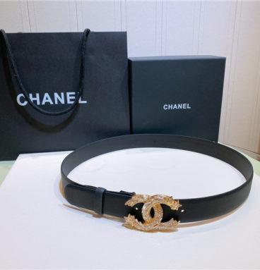 chanel belt womens