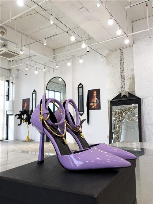 versace heels sandals