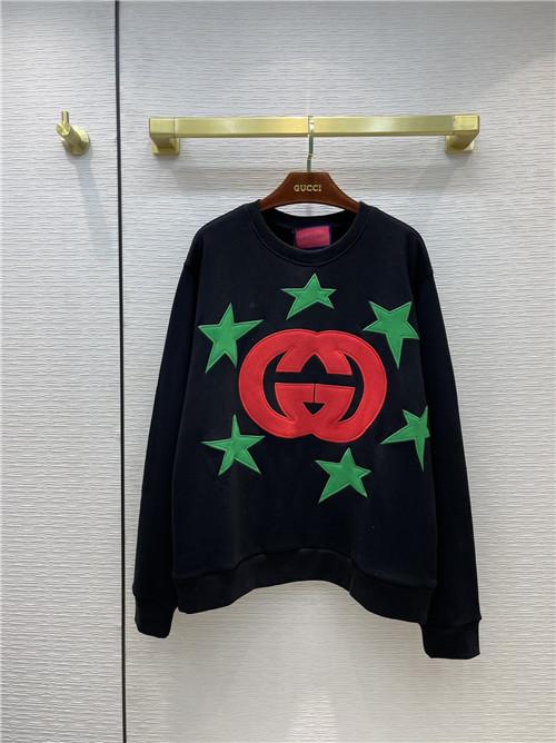 gucci gg crew neck sweater