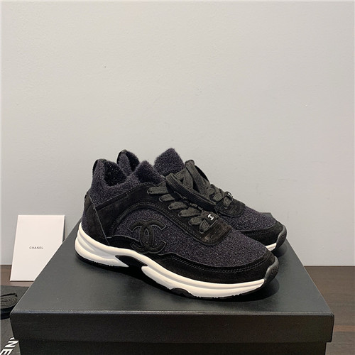 chanel sneakers womens