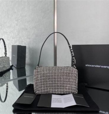 alexander wang small square bag